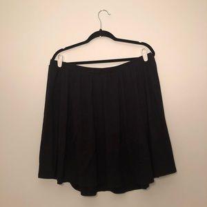 Old Navy Black Skirt Size XL